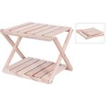 Home & Styling Bijzettafel hout