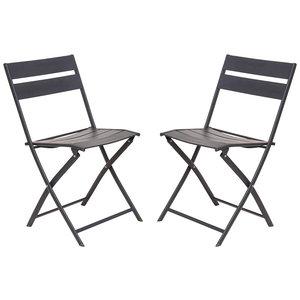 Ceruzo Bistrostoelen - set van 2 stoelen