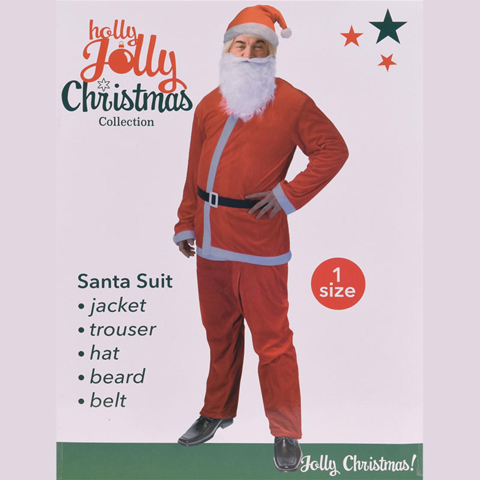 Holly Jolly Kerstmanpak - 5-delig