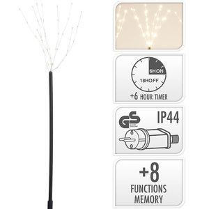 DecorativeLighting Tuinsteker - 5 stuks - 225 micro LED
