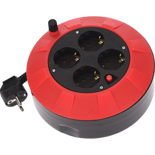 FXcontrol Kabelbox - 5 meter - geaard