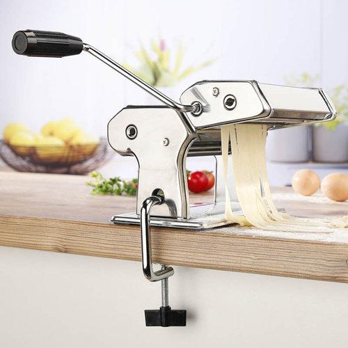 Haushalt International Pastamachine met tafelgreep