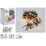 DecorativeLighting Clusterverlichting - 384 LED - 2.8m - extra warm wit