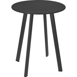 Ambiance Tafel 40cm - donker grijs
