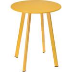 Ambiance Tafel 40cm - oker geel
