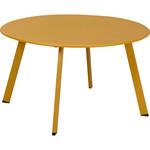 Ambiance Tafel 70cm - oker geel