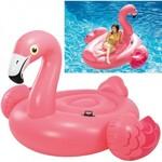 Intex Mega Opblaasbaar Flamingo Eiland - 218cm