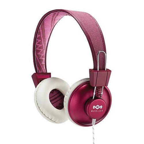 Marley Positive Vibration -  Koptelefoon Purple