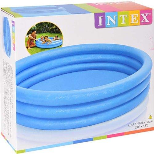 Intex Zwembad 3 rings - 147cm