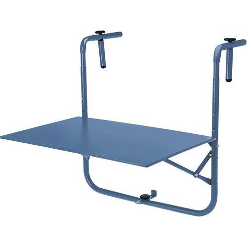 Ambiance Balkontafel 60x43cm - mat blauw