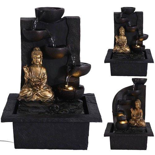 Boeddha Fontein - LED