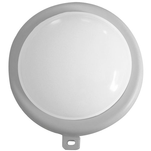 I-Watts Outdoor LED Buitenlamp rond - wit - 6W
