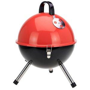 BBQ Kogel Barbecue - rood - Ø 32cm