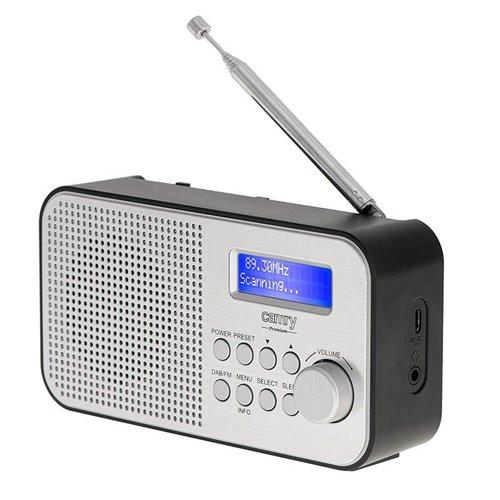 Camry CR1179 - Draagbare DAB radio