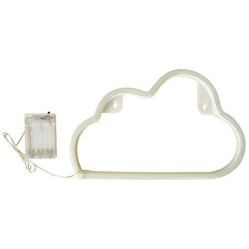 Gifts@Home Neonstyle lamp - wolk