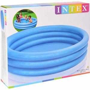 Intex Zwembad 3 rings - 168cm