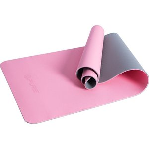 Pure2Improve Yogamat - antislip - 173x58 - roze