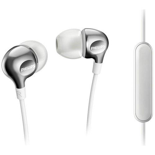 Philips SHE3705WT/00 Vibes In-ear oordopjes met microfoon wit