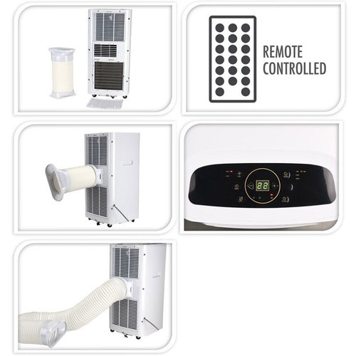 Excellent Electrics Mobiele Airco - 7000BTU - 2000W
