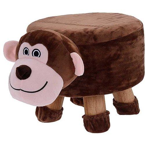 Kinderkruk - 25 cm hoog - aap