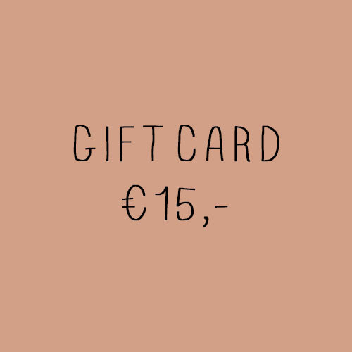 No Labels Kidswear Giftcard €15,-