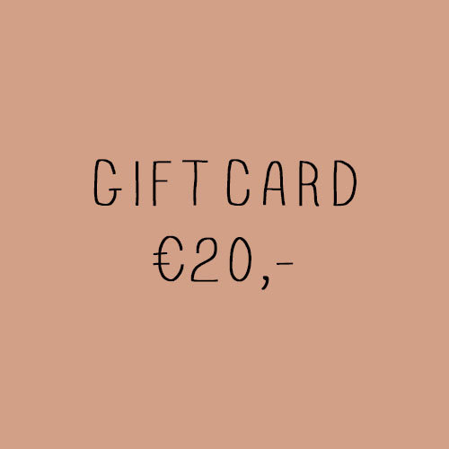 No Labels Kidswear Giftcard €20,-