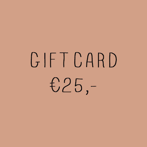 No Labels Kidswear Giftcard €25,-