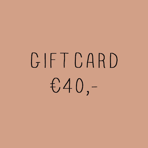 No Labels Kidswear Giftcard €40,-