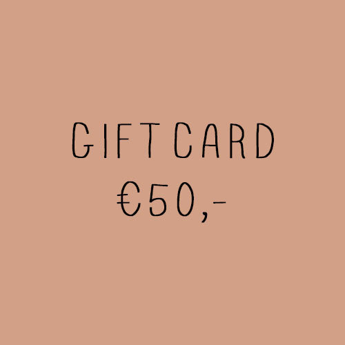 No Labels Kidswear Giftcard €50,-
