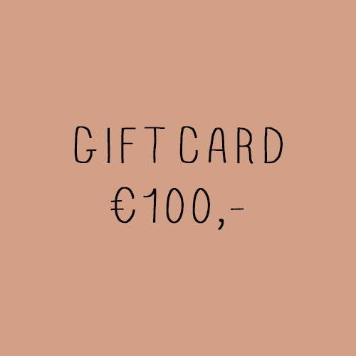 No Labels Kidswear Giftcard €100,-
