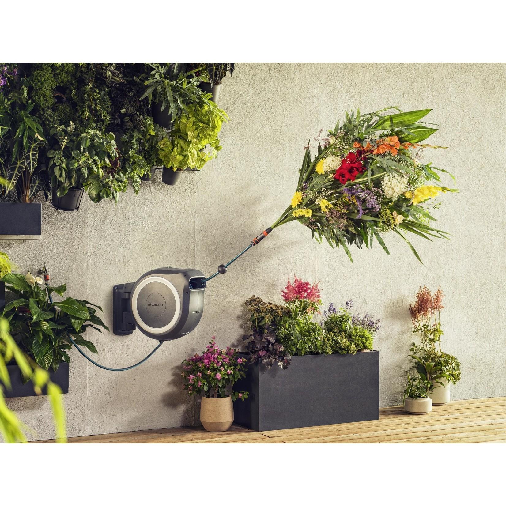Gardena Wandslangenbox RollUp M/L