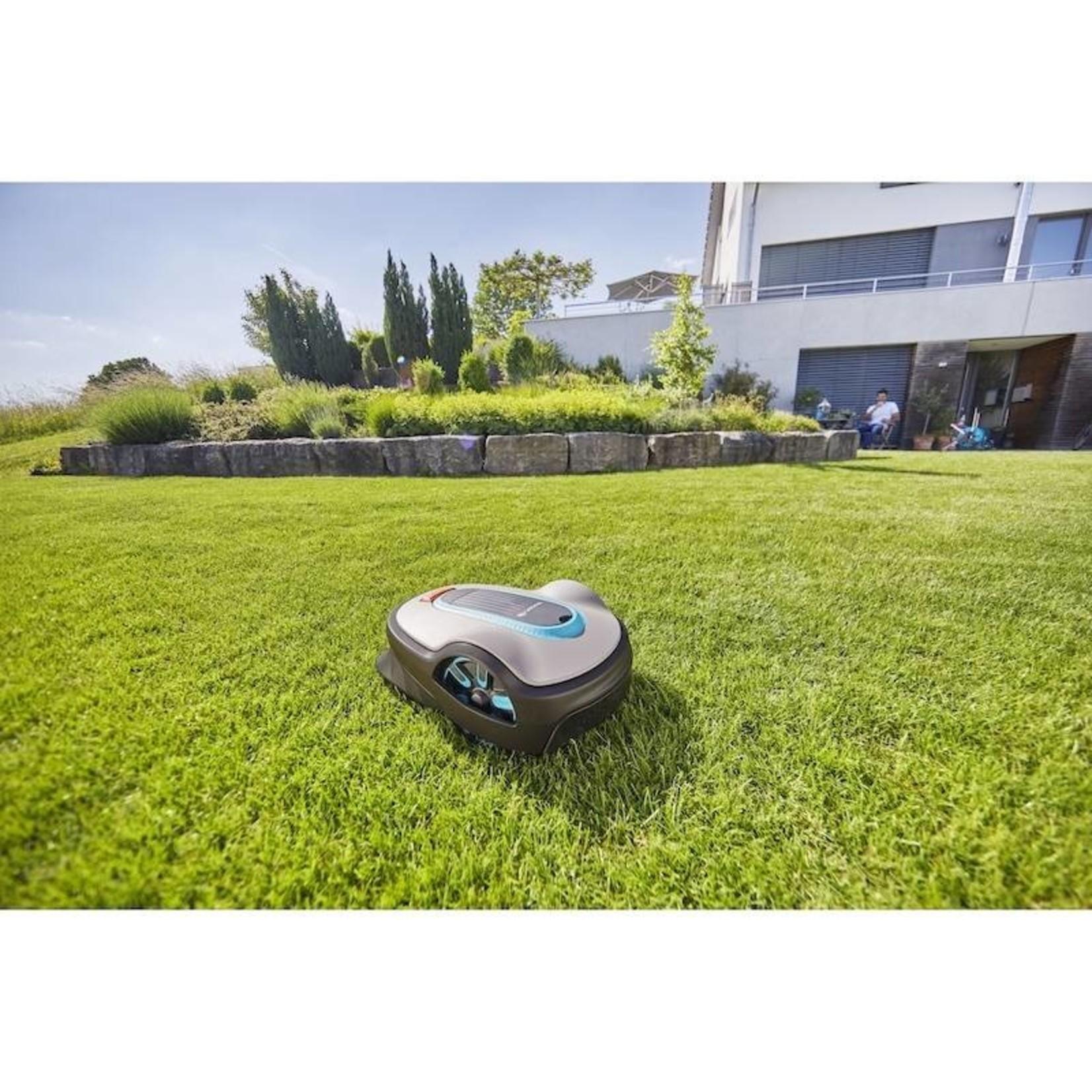 Gardena Robotmaaier SILENO life, 1000 m²