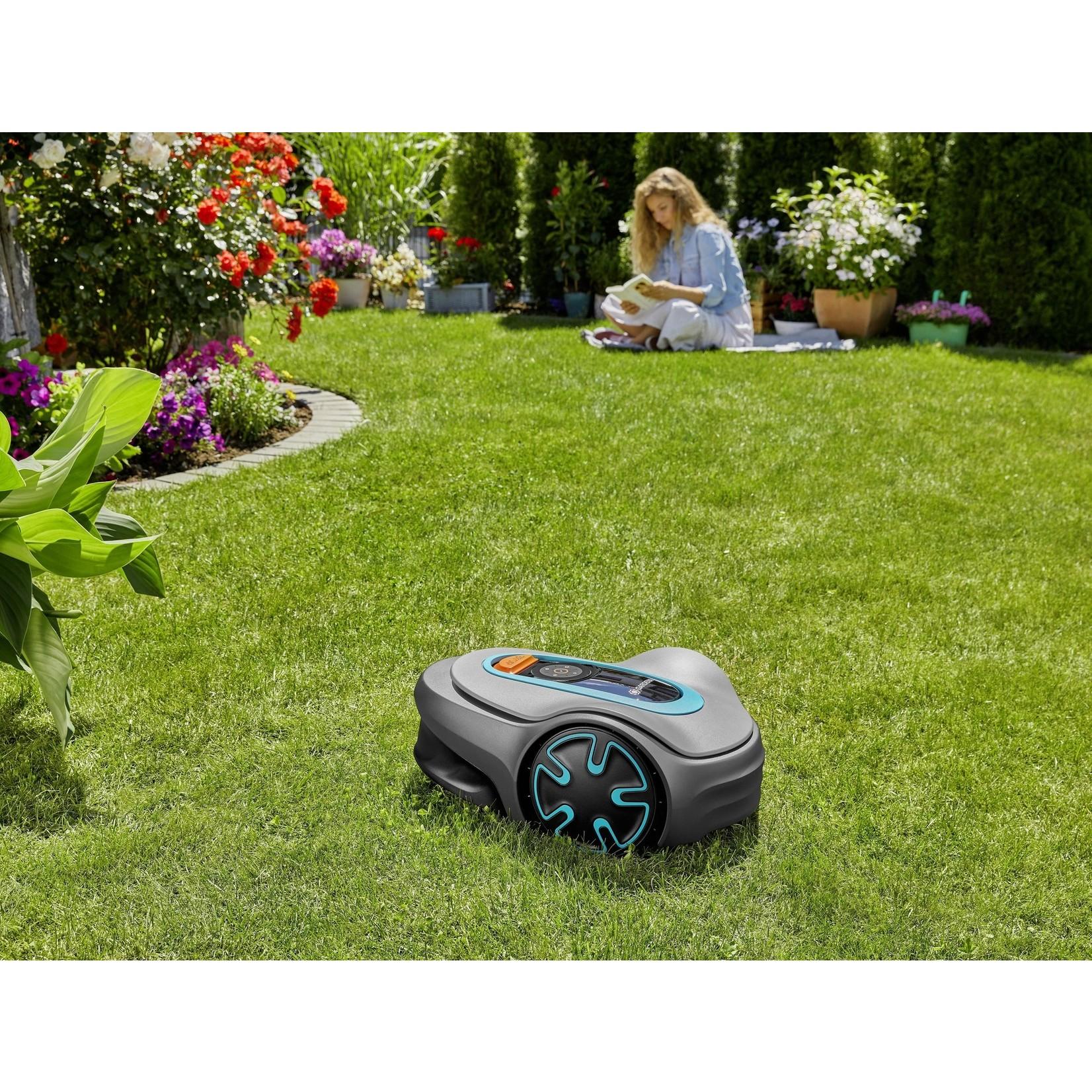 Gardena Robotmaaier SILENO minimo, 500 m²