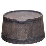 Roto Voet voor Roto 120 liter ø 48-54 cm x h.25 cm bruin