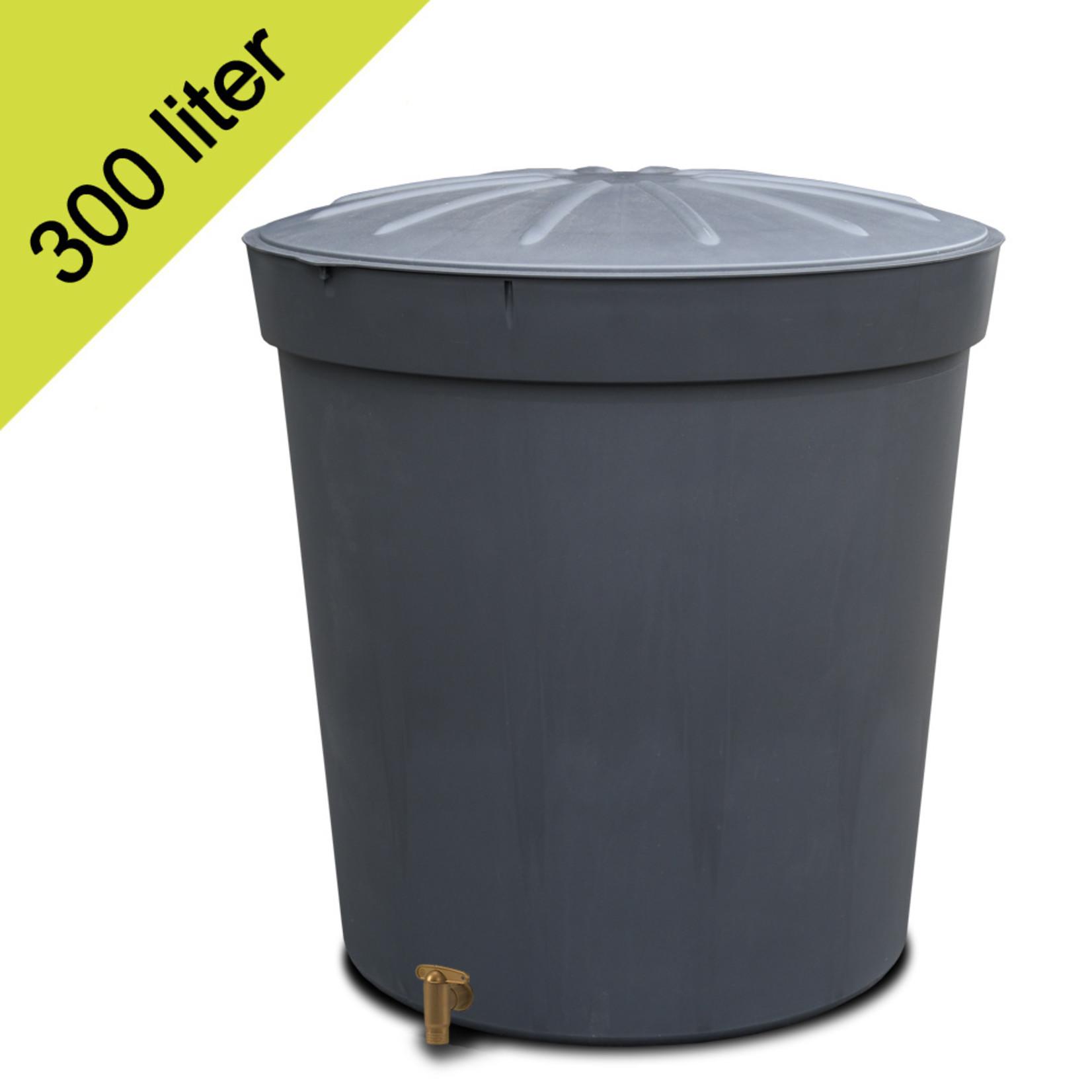 Garantia Lanzarote regenton 300 liter antraciet