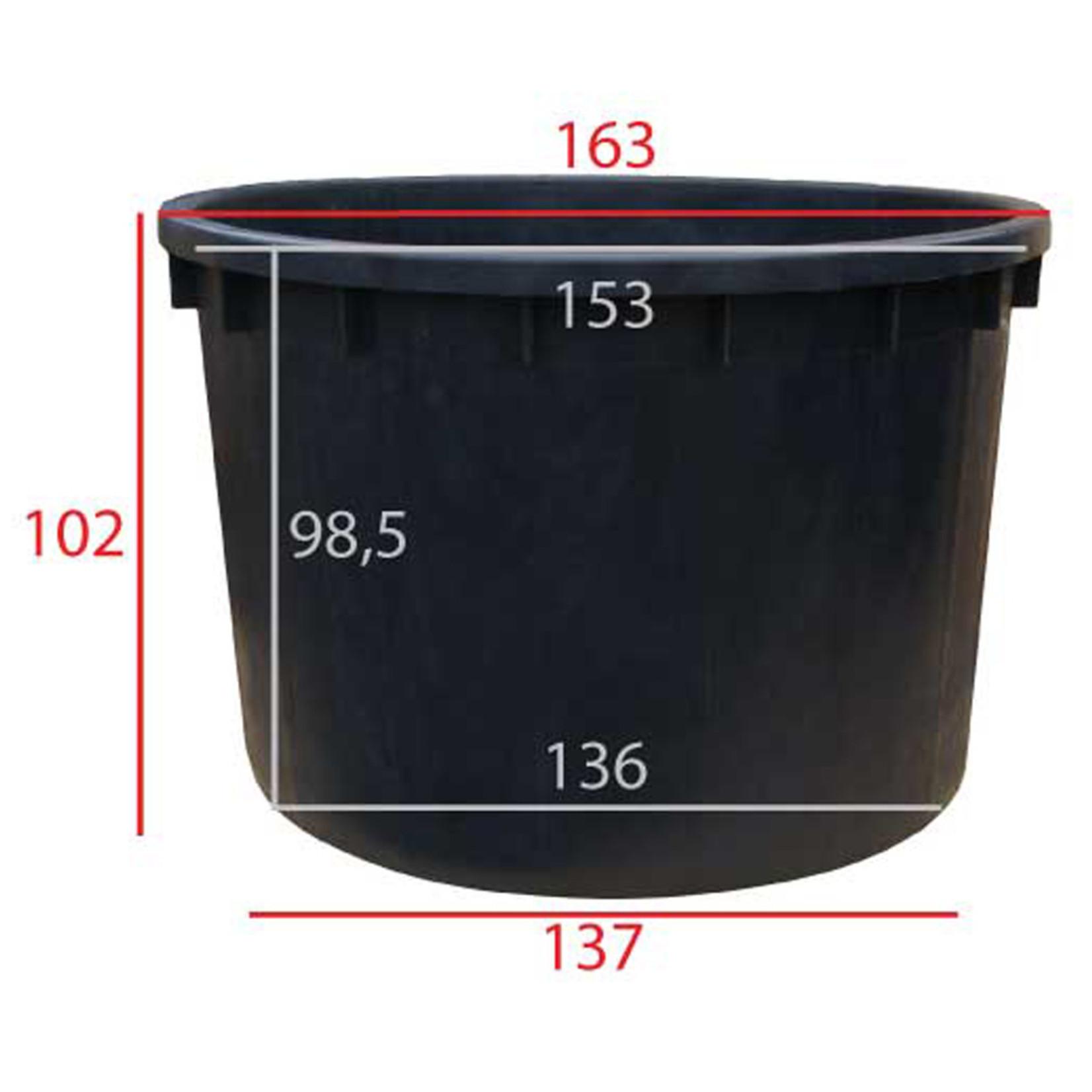 Meuwissen Agro Boomkuip 1500 liter ø 155 x h.100 cm