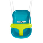 Hörby Bruk Baby schommelzit turquois