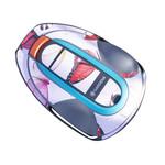 Twinckels Twinckels robotmaaier stickerset (Gardena Sileno) - Vlinder 2