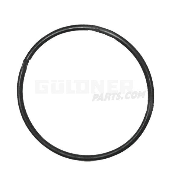 Güldner O-ring steekas achter