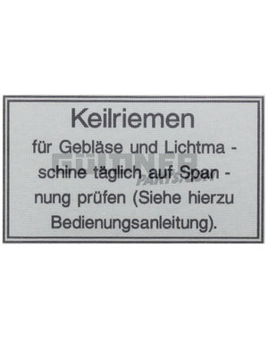 Güldner Sticker ventilator