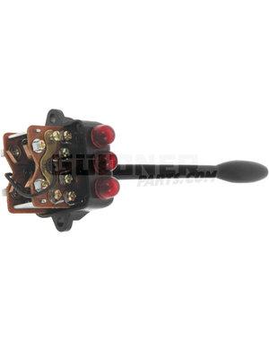 Güldner Knipperlichtschakelaar 2 circuits