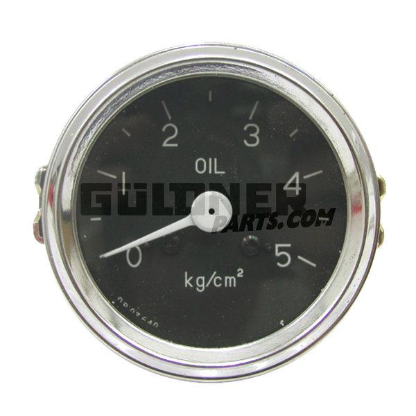 Güldner Öldruckmanometer Einbaumaß 60 mm