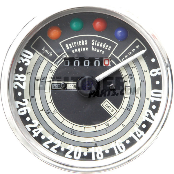 Güldner Traktormeter