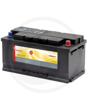 GRANIT Endurance Line Batterie 12 V / 90 Ah