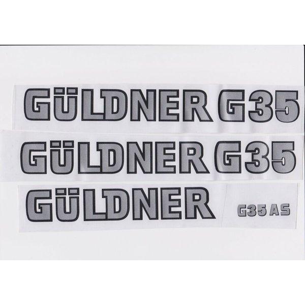 Stikkers G35