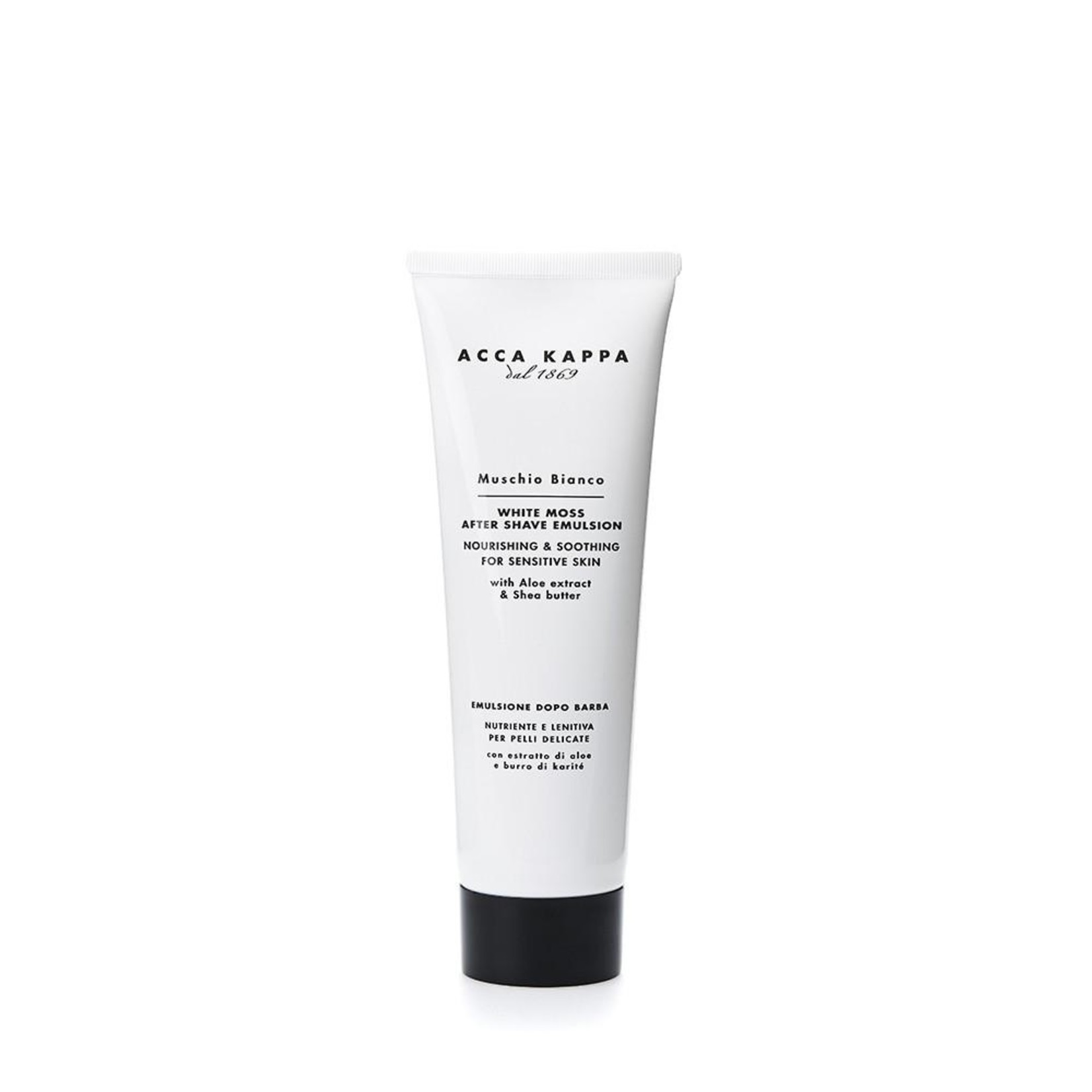 ACCA KAPPA ACCA KAPPA · WHITE MOSS AFTER SHAVE EMULSION 125ML