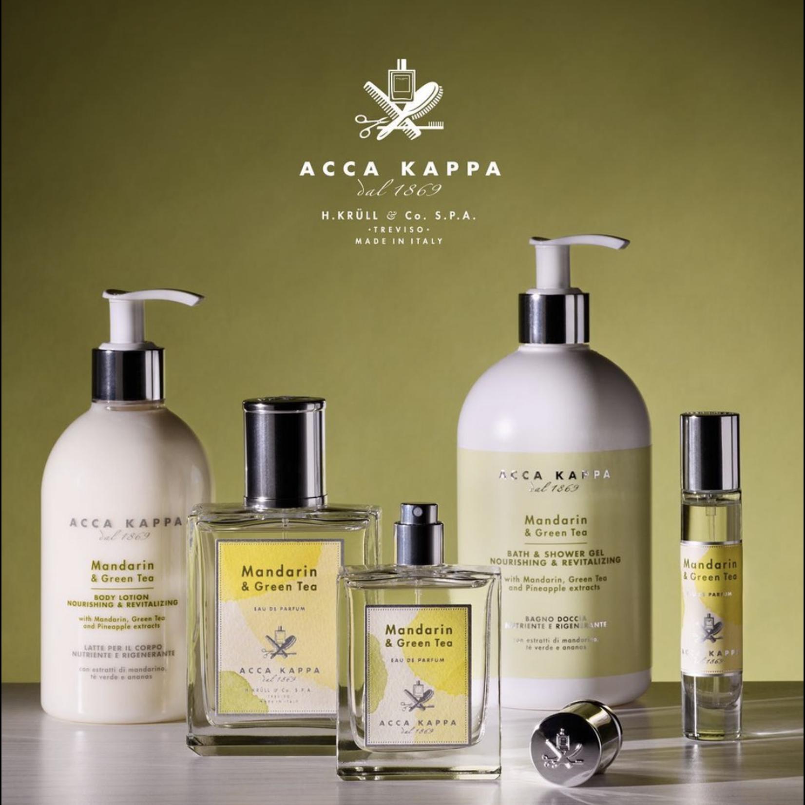 ACCA KAPPA ACCA KAPPA · MANDARIN & GREEN TEA BATH & SHOWER GEL 500ML