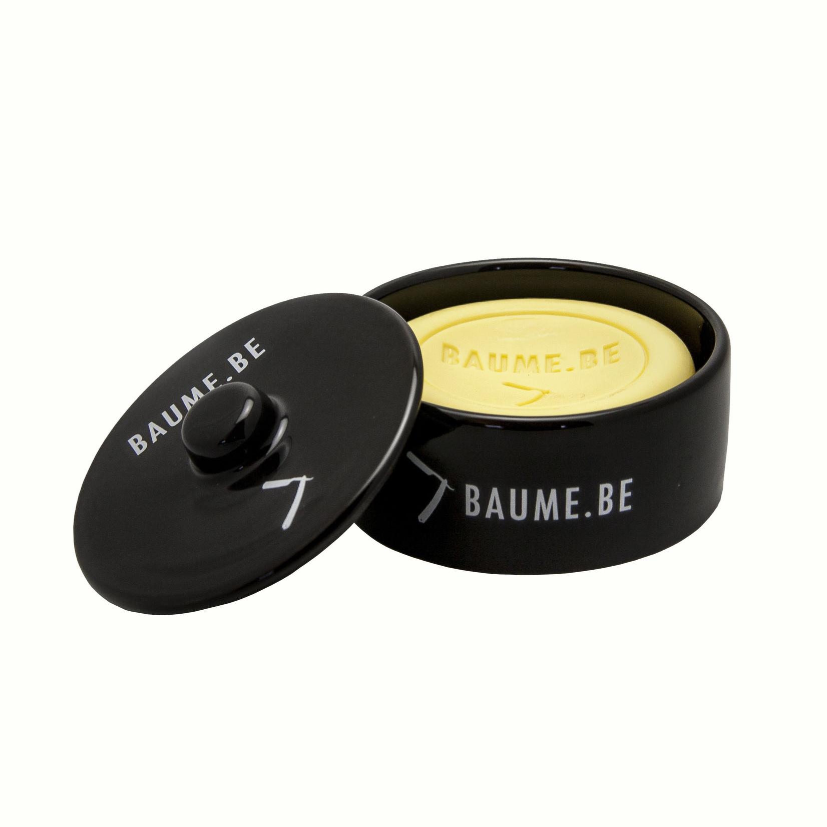 BAUME.BE BAUME.BE · SCHEERZEEP with CERAMIC JAR