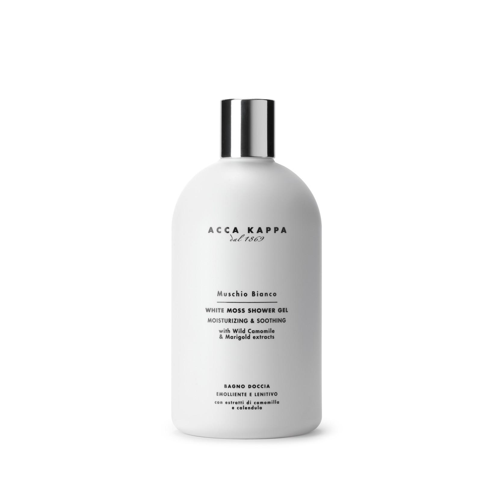 ACCA KAPPA ACCA KAPPA · WHITE MOSS BATH & SHOWER GEL 500ML