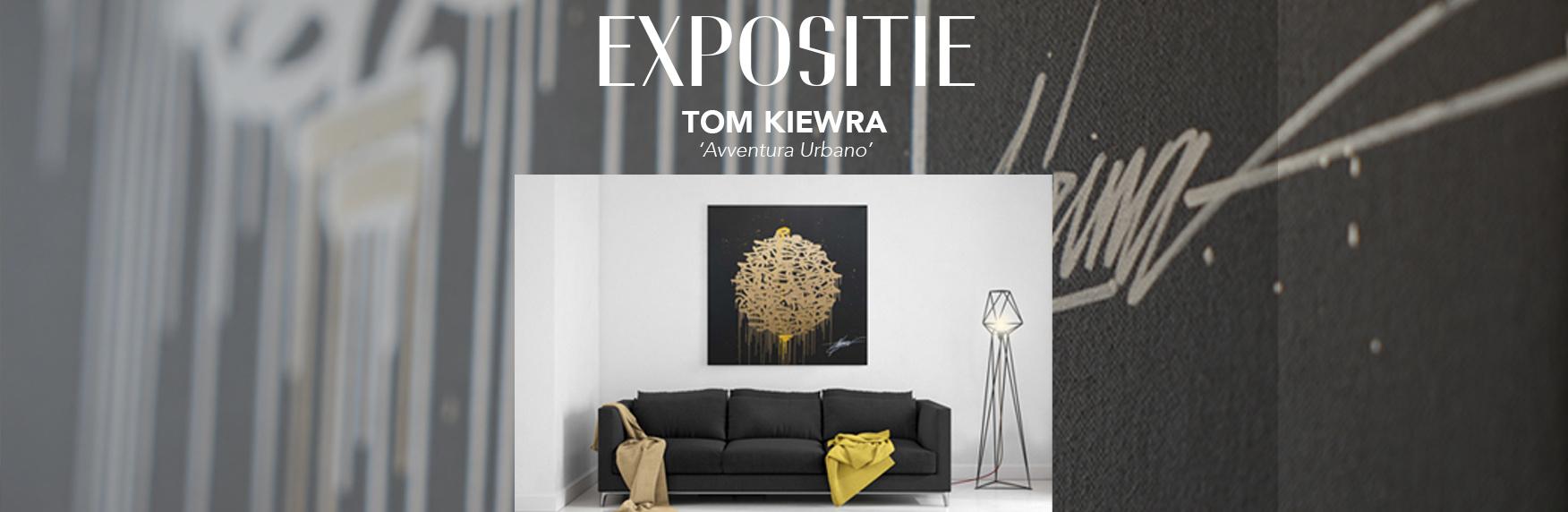 EXPO · TOM KIEWRA  [Avventura Urbano]